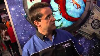 2010 SEMA V8TV Video Coverage: BASF Carizzma Colors