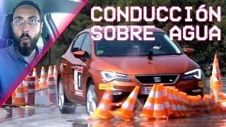 Neumático nuevo vs. neumático usado en lluvia | Coches SoyMotor.com
