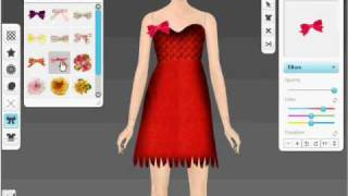 GirlSense How To Make A Nice Red Dress Thumbnail