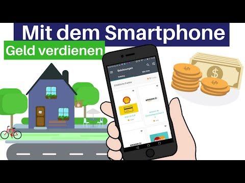 MIT APPS GELD VERDIENEN 2018 - Meine Top 5 Apps Zum Geld Verdienen Für Android & IOS