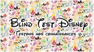 Blind Test Disney - Sommes nous vraiiiment incollables ? :p