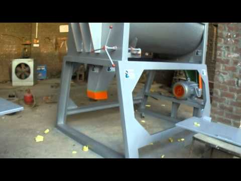 mixer machine one Ton capacity per hour video pakistan