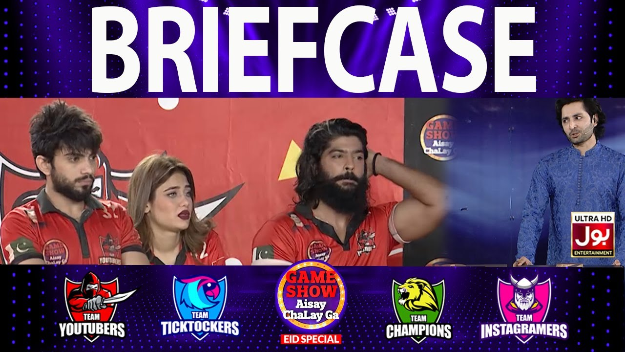 Download Briefcase | Game Show Aisay Chalay Ga Season 6 Eid Special | Grand Finale | Eid Day 3