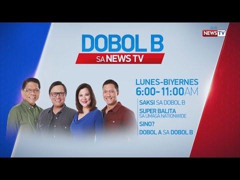 Dobol B sa NewsTv, bagong yugto ng DZBB