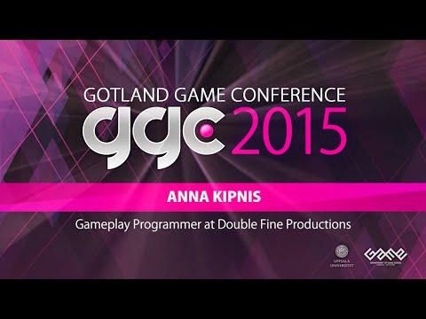GGC 2015: Untitled Presentation by Anna Kipnis