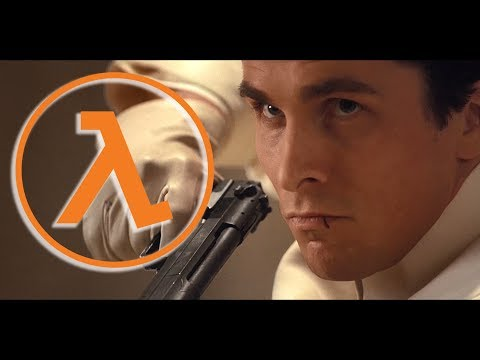 Equilibrium Dubbed with Half-Life SFX
