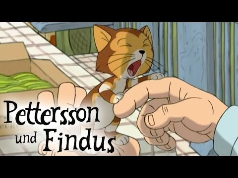 Pettersson und Findus - Wie Findus zu Pettersson kam - Komplette Folge