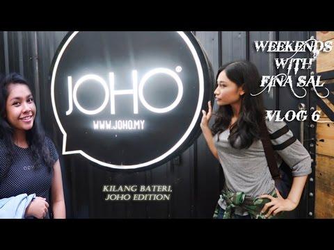 WWFS-Singapore to Johor | KILANG BATERI, Johor Edition-Vlog 6