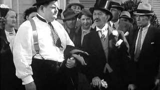 Laurel & Hardy - There's going to be a fight