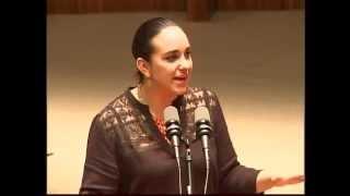 Gabriela Rivadeneira - Diálogo ciudadano para la construcción de la Ley Orgánica de Movilidad Humana