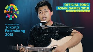 Gambar cover Bright As The Sun - Official Song Asian Games 2018 - Rusdi Cover