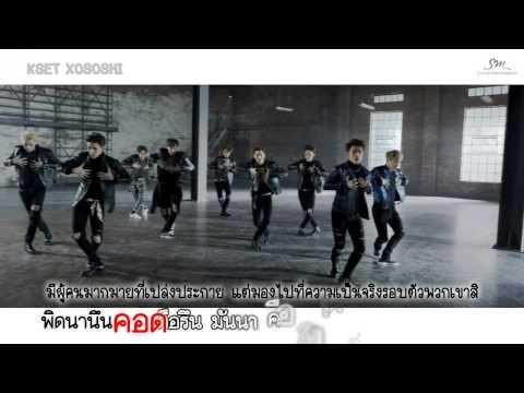 [Karaoke/Thaisub] EXO - Call me baby [MV] (Korean ver.)