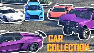 Trying To Copy TheStradman Car COLLECTION In GTA 5