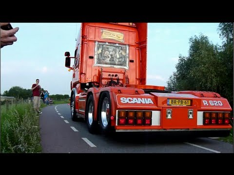Thumbnail: Scania V8 Film Mix 2012 - Loud Pipes Saves Lives! HD
