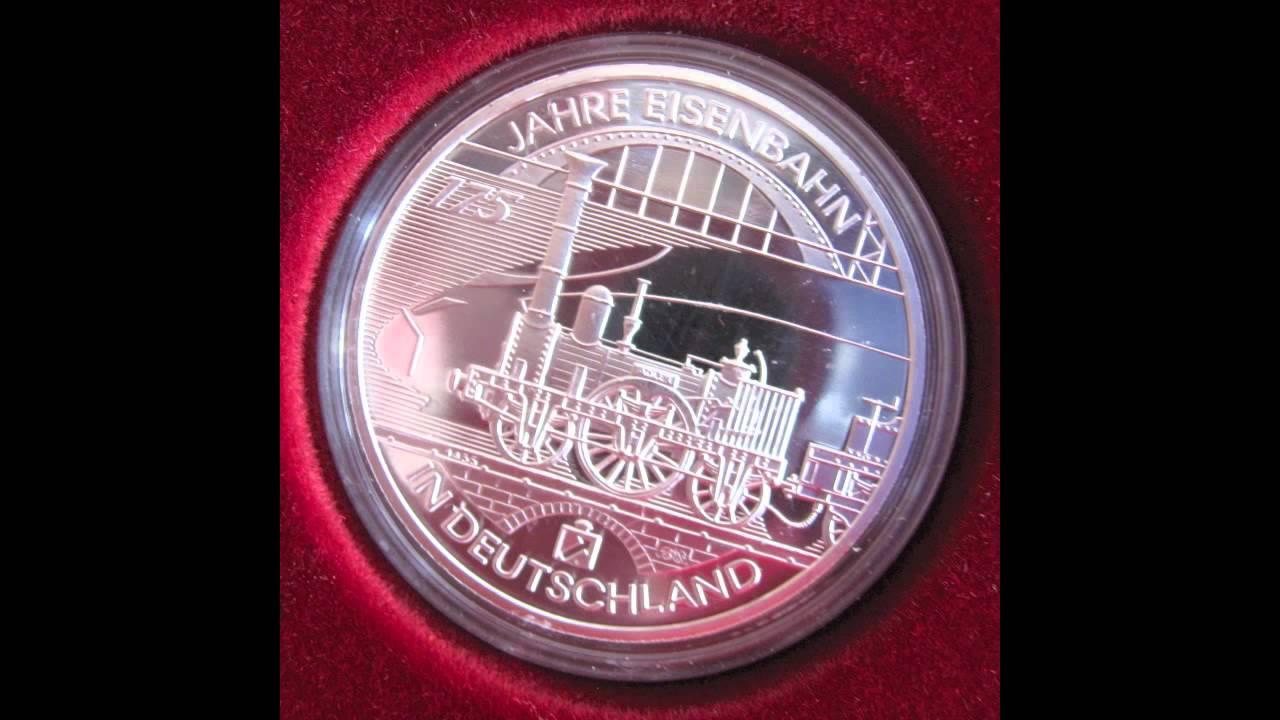 Alle 10 Euro Silber Gedenkmünzen 2002 2011 100 Goldmünze Fifa Wm