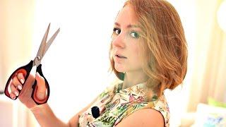 ЭКСПЕРИМЕНТ! | КОРОТКИЕ ВОЛОСЫ БЕЗ НОЖНИЦ | MAKEUPKATY(ЭКСПЕРИМЕНТ! | КОРОТКИЕ ВОЛОСЫ БЕЗ НОЖНИЦ ПЛЕТЕНИЕ КОСЫ С ПОМОЩЬЮ РЕЗИНОК НАШ КАНАЛ SWEET HOME ..., 2015-09-23T12:00:01.000Z)