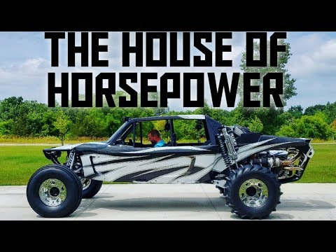 1000HP Demon, 1800HP Sand Rail, and 15 More Amazing Rides.