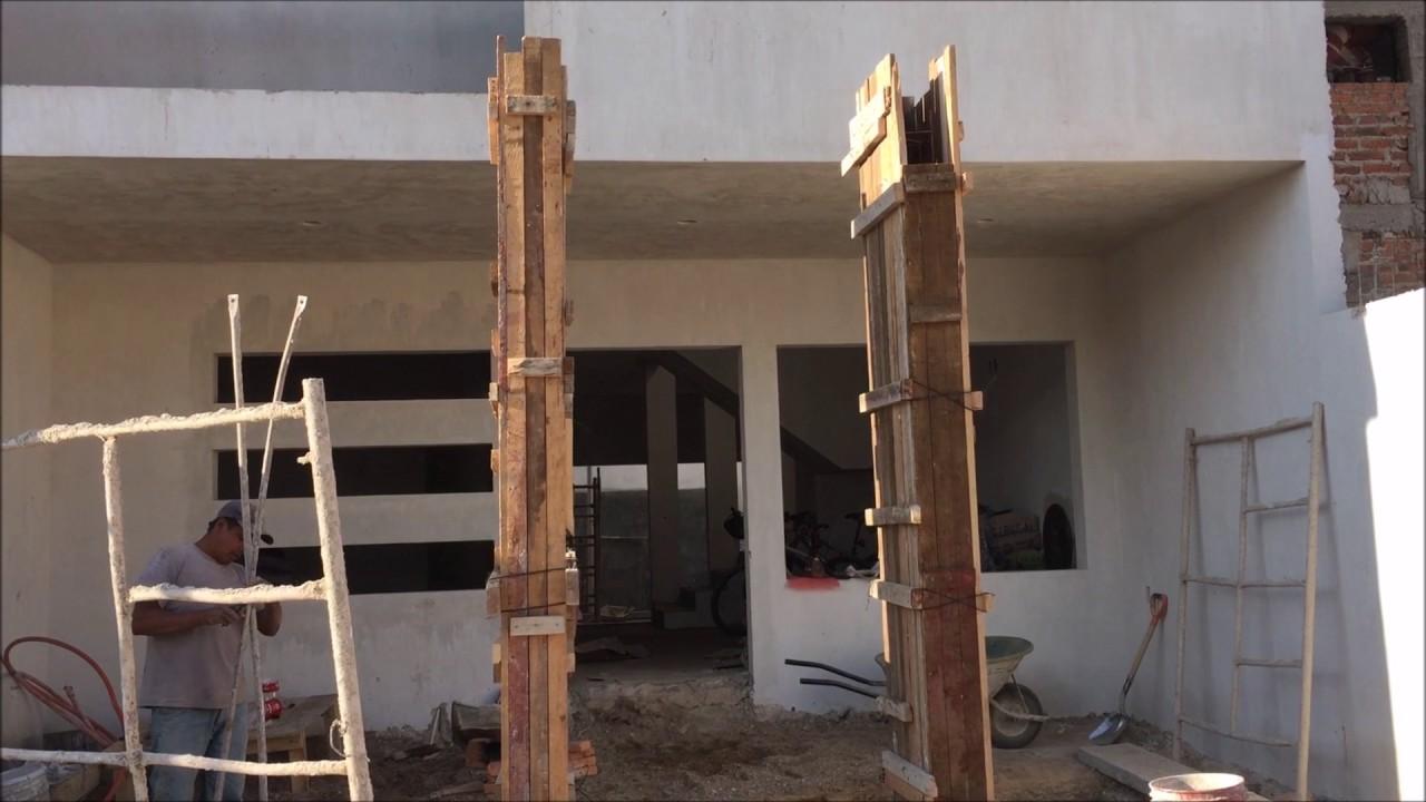 Como Hacer Una Marquesina Para Puerta De Entrada Del Artculo With  ~ Tejadillos Para Puertas Rusticos