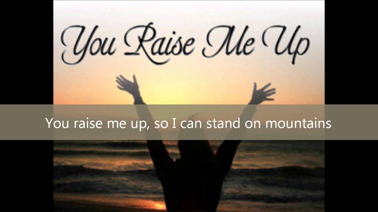 Josh Groban – You Raise Me Up Lyrics | Genius Lyrics