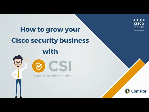How to grow your business with Comstor CSI
