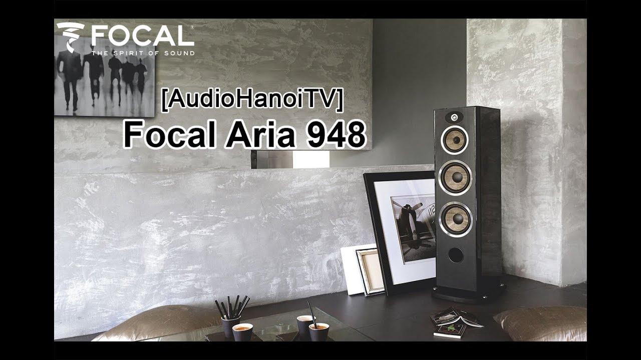 Repeat Đập hộp Focal Aria 948 | Đập Hộp 04 by AudioHanoi TV