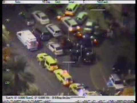 Abu Dhabi Police - Civil Defence footage