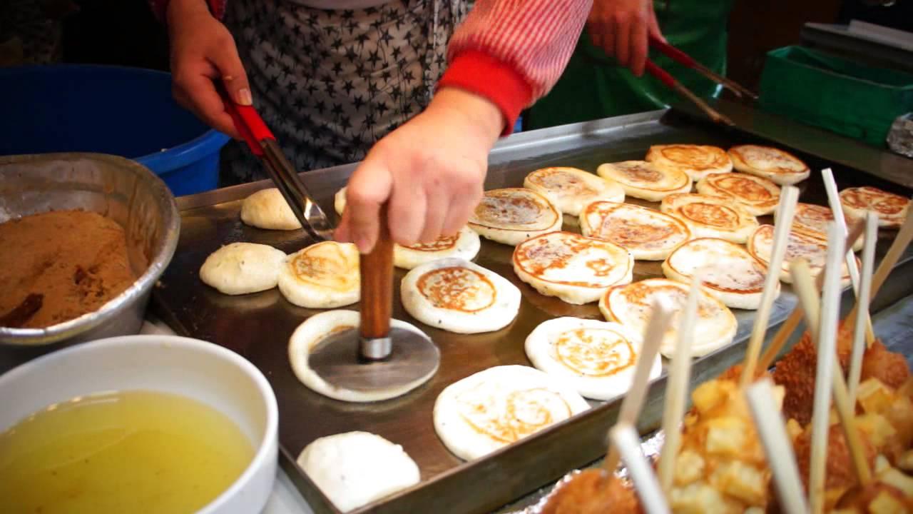 Hotteok Street Food