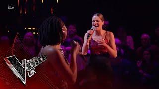 Anna Willison-Holt Vs Nandi - 'Teardrops': The Battles | The Voice UK 2018