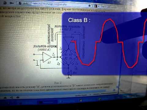 Amplifier Class AA: Technics