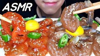 해산물 ASMR 새우'깡'이 아닌 새우장 먹방!! 간장…