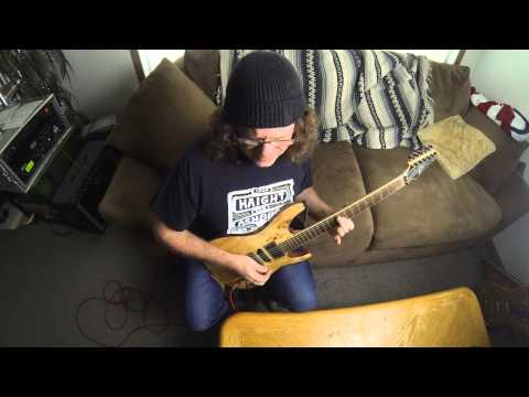 """Randy Bachman """"Heavy Blues"""" lead guitar submission by Nick Knedler"""