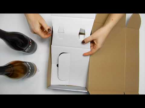 Wine Box Insert 10 Pack Item #07676599