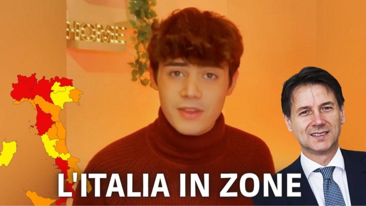 L'ITALIA IN ZONE - GABRIELE VAGNATO