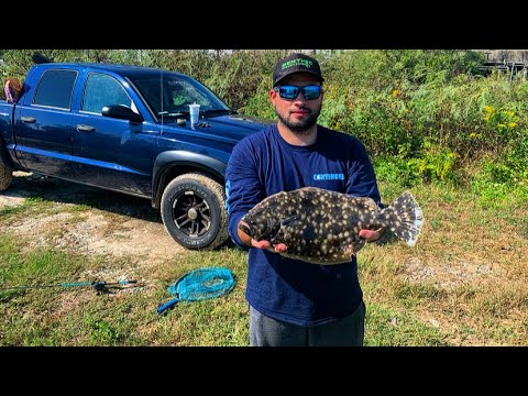 Flounder And Trout Fishing!! Biloxi MS