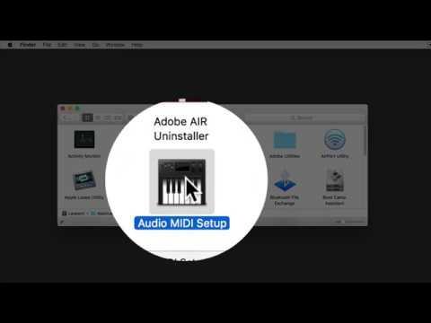 Setup Loopback MIDI Driver (Mac)