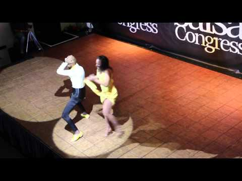 URBAN LATIN TV international salsa Congress Amsterdam. JULIO  & SANDY  Amsterdam Latin Models VIDEO