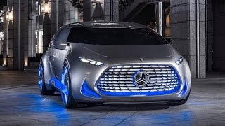 2015 Mercedes-Benz Vision Tokyo Concept Review Rendered Price Specs Release Date