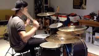 While She Sleeps - 'Method In Madness' (Improv / Drum cover)