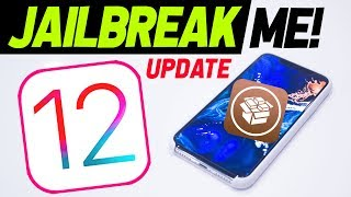 iOS 12 Jailbreak NOT in Development (JailbreakME 12.0.1)