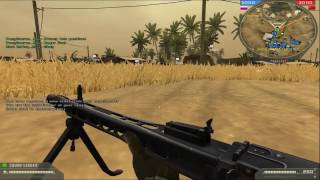 Day of Defeat: Source, MG-42 in Battlefield 2 **Gameplay**