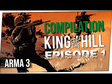 MONTAGE KING OF THE HILL 89 KILLS -  ARMA 3