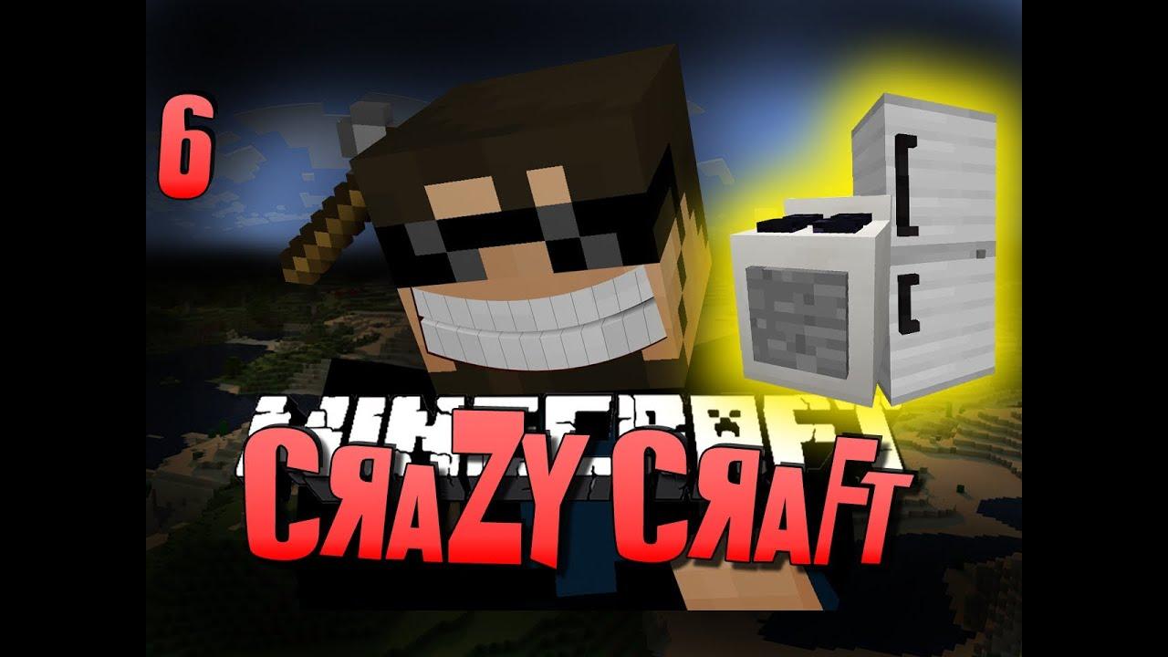 Minecraft Crazy Craft Videos By Ssundee