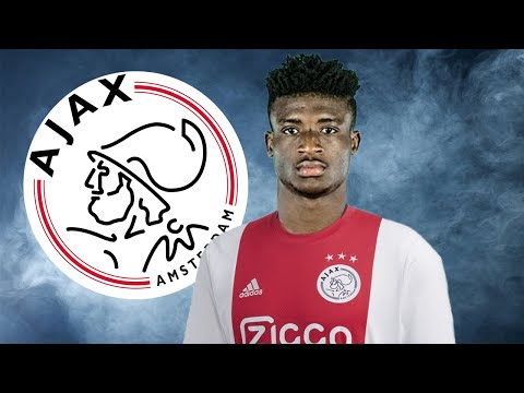 Mohammed Kudus ● Welcome to Ajax ● 2020 🔴⚪
