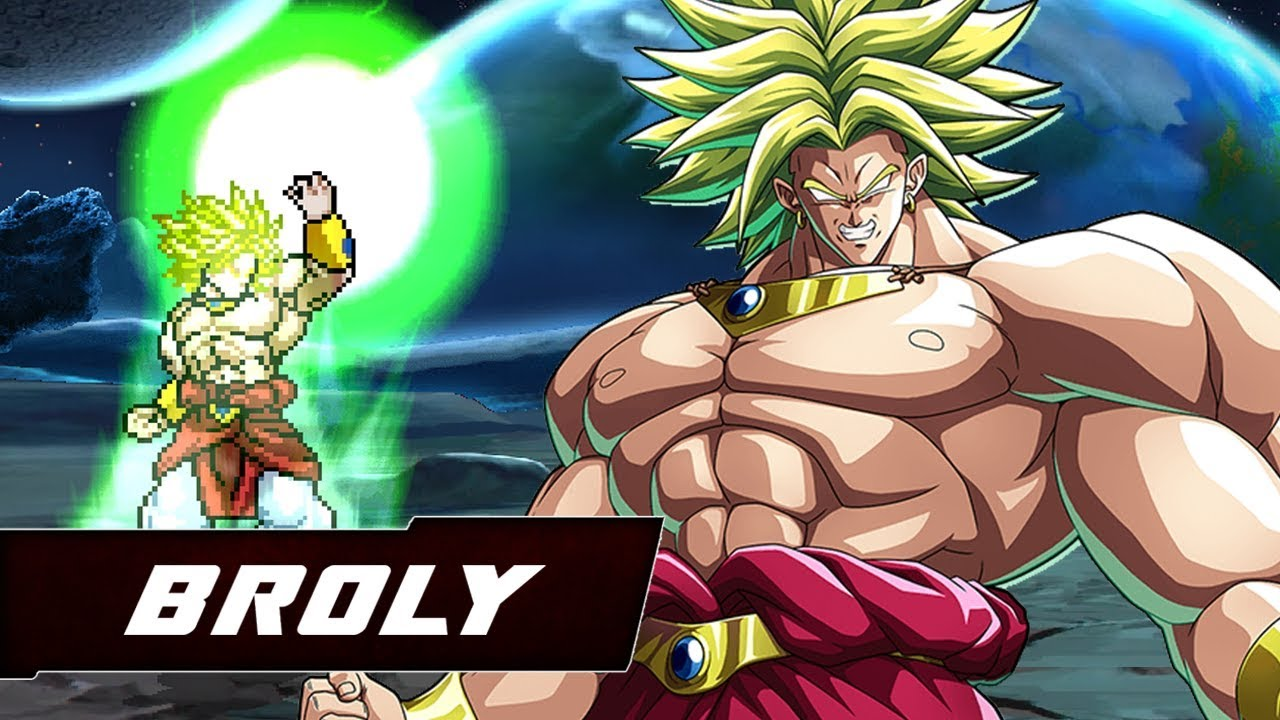 Broly Jus Release Youtube