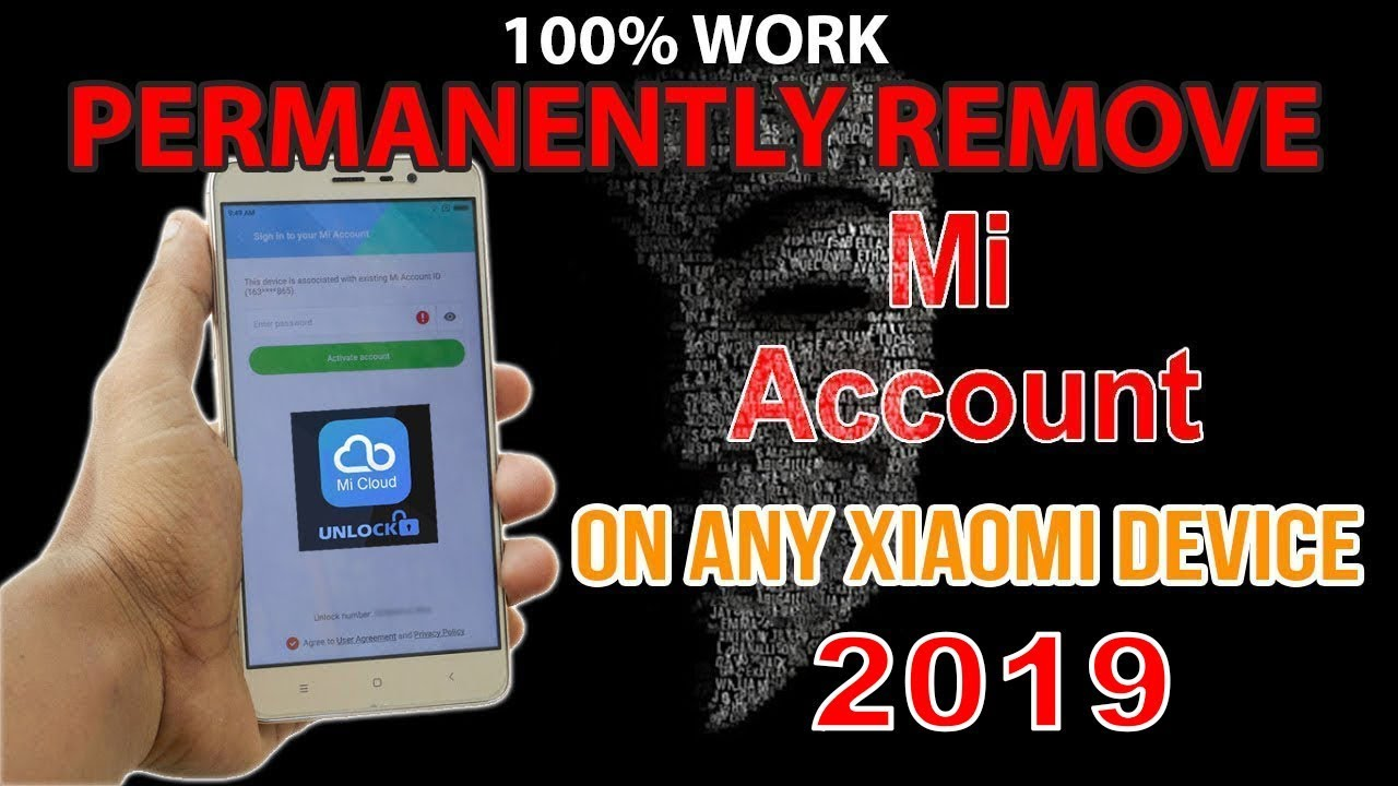 Bypass Mi Cloud Account Lock 2019 🔥 Remove Forgotten Lock on Redmi MIUI 8,  9, 10