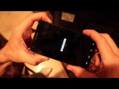 Hard Reset Samsung Galaxy Infuse 4G i997