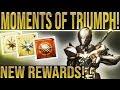 Destiny 2. MOMENTS OF TRIUMPH REVEALED! Solstice Of Heroes, Hidden Activities, Rewards & More!