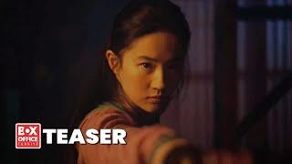 Mulan - Dublajlı Teaser Fragman