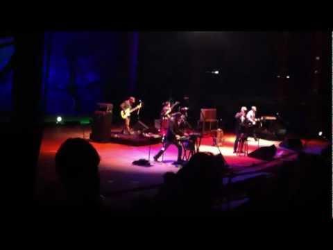 CAKE- War Pigs live RED ROCKS 2012