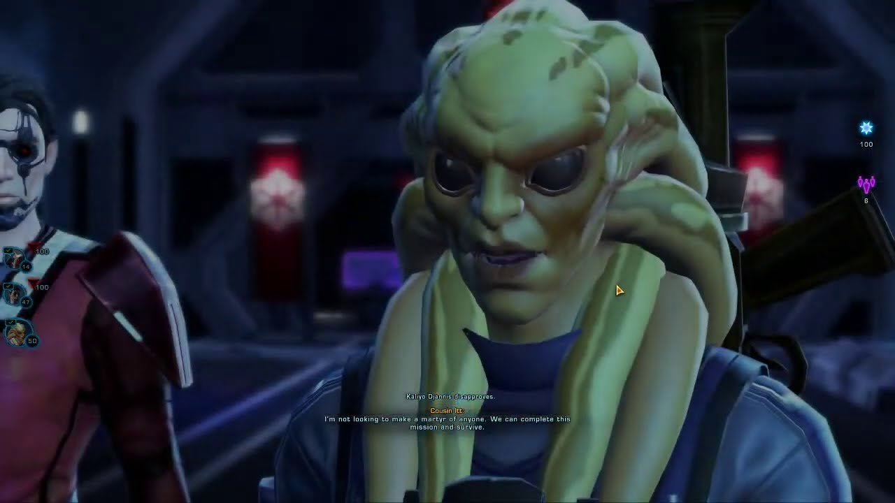Manly Battleships ~ Star Wars: the Old Republic SWTOR Stream - 08/26